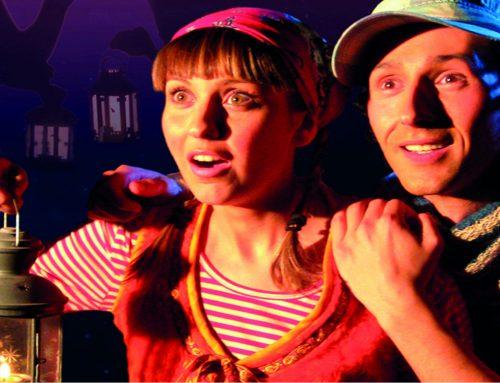 Hänsel i Gretel, el musical