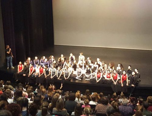 Mostra de tallers de dansa de l'Institut del Teatre a Castelldefels