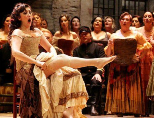 Liceu a la fresca – Carmen de Bizet