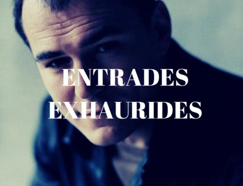 ENTRADES EXHAURIDES ISMAEL SERRANO