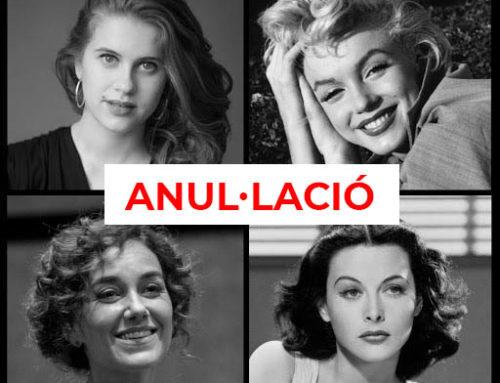 Anul·lació assaig amb públic Monroe-Lamarr