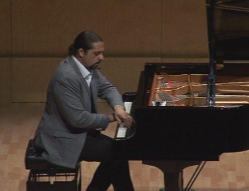 Cançons a càrrec de Carlos Bianchini Trio + Bego  Vazquez
