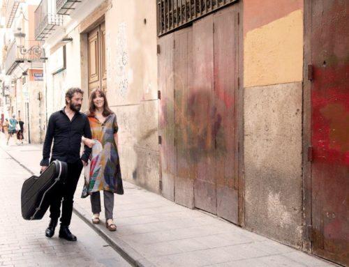 Maria del Mar Bonet amb Borja Penalba en concert