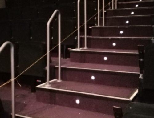 El Teatro Plaza implementa su accesibilidad