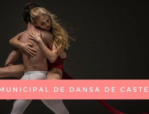 Festival final de curso Escuela Municipal de Danza de Castelldefels